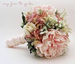 Silk Bridal Bouquet The 25 Best Lily Of The Valley Wedding Bouquet Ideas On Pinterest