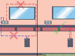 How To Plumb A House by How To Install Cabling In A Pre Built Home With Pictures