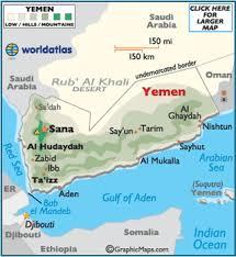 where is yemen on the map yemen map geography of yemen map of yemen worldatlas com