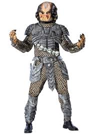deluxe halloween costumes for women deluxe predator costume