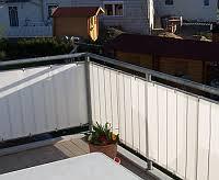 balkon sichtschutz balkon sonnenschutz balkon sichtschutz