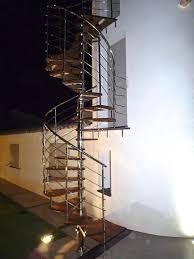 spiral staircase helical circular wooden steps spiro