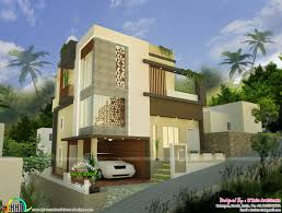 modern style home design at 2 5 cents kerala home design and
