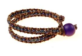 bracelet cord beads images Wrap bracelet style jpg