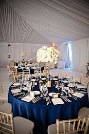 wedding table setting exles blue wedding decorations ideas home act