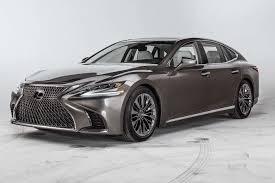 lexus is review 2018 lexus ls look review motor trend
