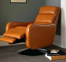 red leather recliner chair ative red faux leather recliner chair