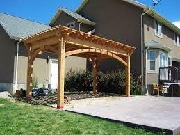 Timber Frame Pergola by 100 Timber Pergola Kit Install A Diy Timber Frame Pergola