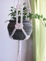 Simple Macrame Plant Hanger - 28 best macrame images on curtains food and painting