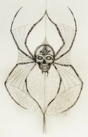 spider tattoos and designs page 24