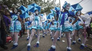 the u0027baby dolls u0027 of mardi gras a fun tradition with a serious