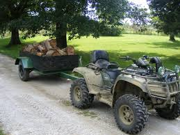 need a small trailer for behind atv arcticchat com arctic cat