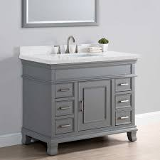 Costco Bathroom Vanities Canada by Single Sink Vanities Costco