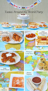 back to school idea a dinner featuring dishes and snacks