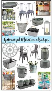 Patio Furniture On A Budget Farmhouse Patio Furniture Finds House Of Hargrove