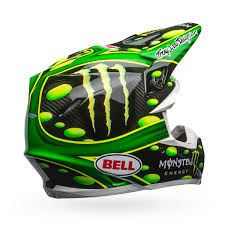 monster motocross helmets bell moto 9 carbon monster showtime helmet motocross helmets rave x