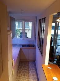 renovation cuisine ancienne rénovation de cuisine à paris 15 travaux de rénovation
