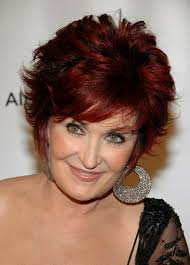 short hairstyles for women over 55 sharon osbourne hair color 2011 beauty pinterest sharon