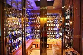 Wine Cellar Liquor Store - how to build a luxury wine cellar in your basement