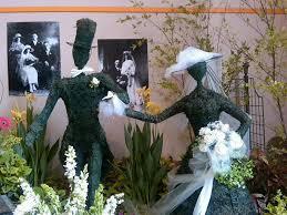 Topiaries Wedding - wedding topiaries and wedding centerpiecestruly engaging wedding blog