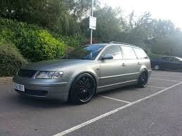 vw passat tdi sport 190bhp modified 2004 conversion in southall