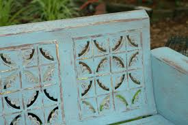 Painting Metal Patio Furniture - annie sloan chalk paint tutorial series for outdoor pieces