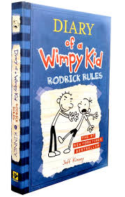 diary of a wimpy kid rodrick book 2 wimpy kid