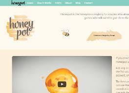 honeypot honeymoon registry budditec software your custom software partners