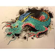 489 best dragon tattoo images on pinterest japanese dragon