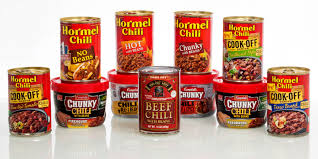 the best canned chili our taste test reveals there u0027s only one