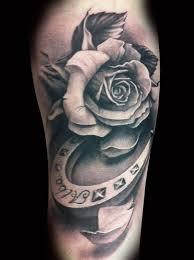 black rose tattoo 3d danielhuscroft com