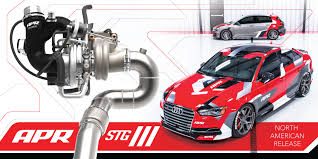 audi a3 turbo upgrade apr stage 3 efr7163 turbo kit for 2 0t ea888 gen3 audi bmw