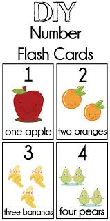 diy number flash cards free printable extreme couponing mom