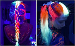 Glow in the Dark Hair Is Getting Too Hot to Stay In Style