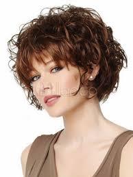 de cheveux frisés femme 50 ans - Coupe De Cheveux Fris S