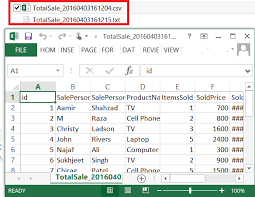 welcome to techbrothersit how to create text or csv file