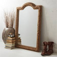 Tozai Home Decor Tozai Home Rectangle Mirror Jute U2013 Modish Store