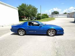 88 camaro iroc z for sale alabama 1989 camaro iroc z blue 5 7l t tops 44 rear