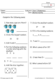 primaryleap co uk mental maths 16 worksheet