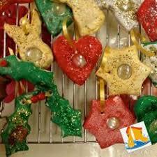 easy microwave salt dough ornaments diy gift idea and great