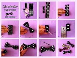 cool hair bows diy hair bow tutorial android apps on play