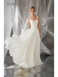 mori wedding dress mori 6867 meera silky chiffon wedding dress ivory