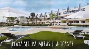 mil apartment venta de bungalows de obra nueva en playa mil palmeras youtube