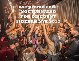 new years party in san diego side bar nye 2017 tickets discount promo code san diego