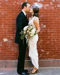 an intimate vintage wedding in new york city martha stewart weddings