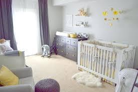 Gray Nursery Decor Purple Baby Room Decor Hsfurmanek Co