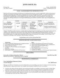Marketing Achievements Resume Examples by Advertising Sales Marketing Resume