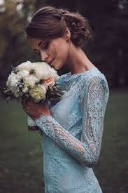 wedding dresses made to order the prettiest blue wedding dresses on instagram blue wedding
