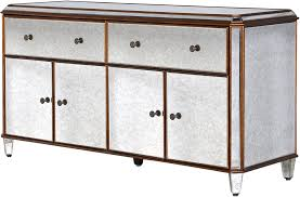 long side table with drawers long venetian side cabinet bedside tables