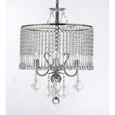 harrison lane 5 light crystal chandelier harrison lane empress 3 light chrome crystal chandelier t40 349